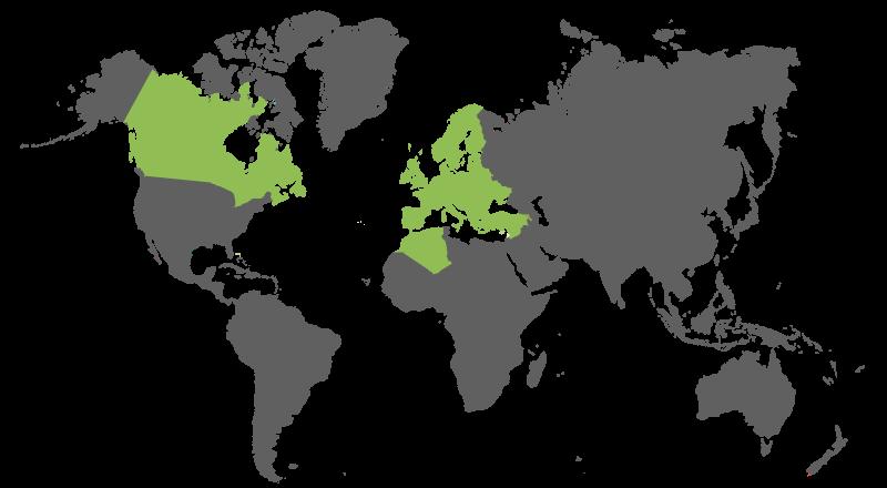 mapa greenbox