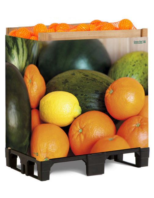 mockup naranjas